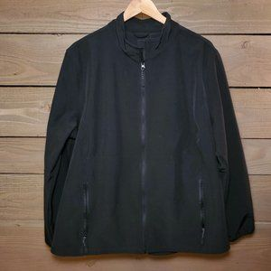 NWT Athletic Works Black Jacket